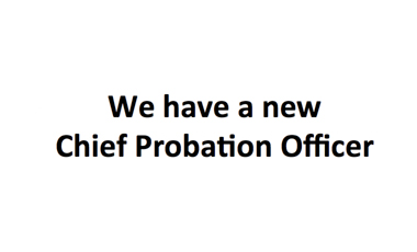 Michael Dekle named Chief Probation Officer