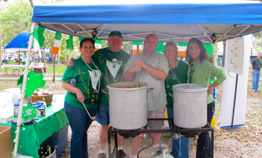 Irish Cook Off
